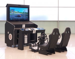 Pinel & Pinel $90,000 PlayStation 3 Arcade Games Trunk