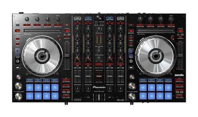 Pioneer DDJ-SX DJ