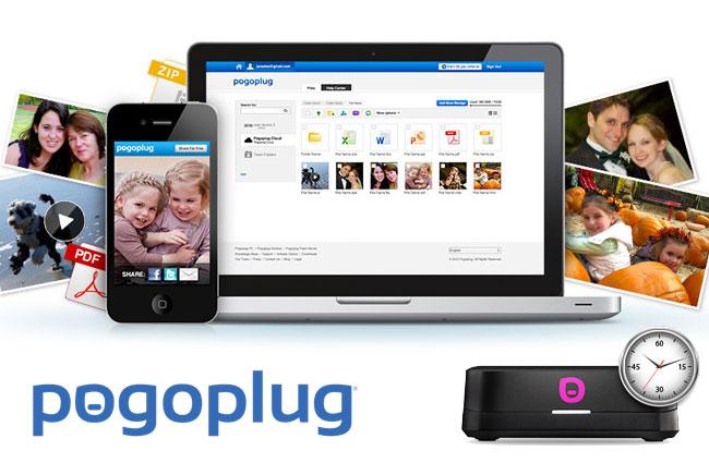 Pogoplug Cloud Backup