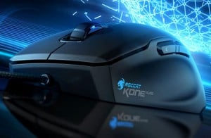 Roccat Kone XTD And Kone Pure Gaming Mice Unveiled