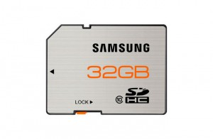 Samsung Launches New Flagship 'Pro Series' 80 MB/s Memory Cards