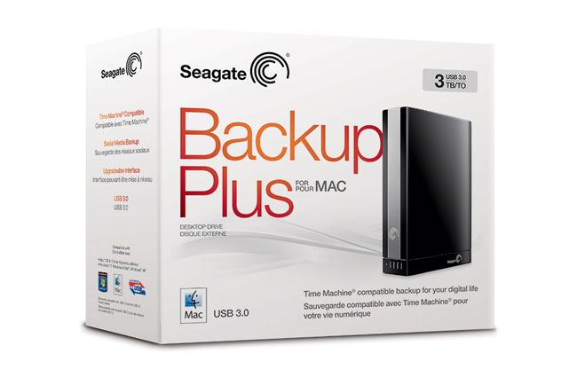 Seagate Backup Plus USB 3