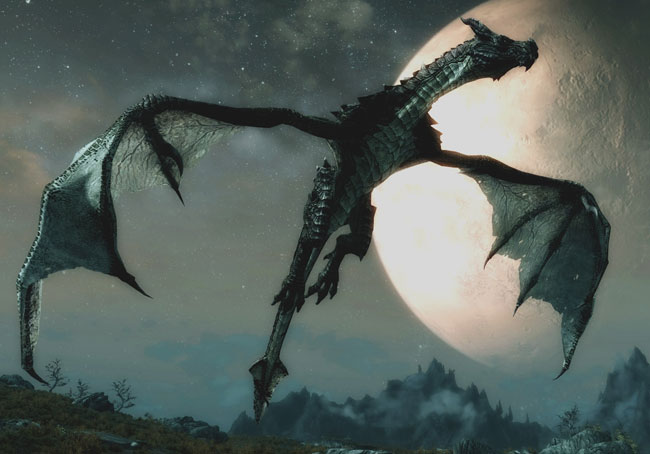 New Skyrim Dragonborn DLC Incoming, With Dragon Mounts?