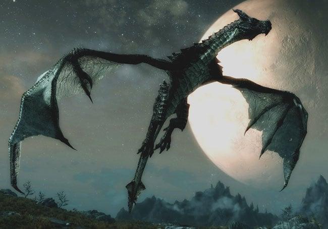 New Skyrim Dragonborn DLC Incoming, With Dragon Mounts?