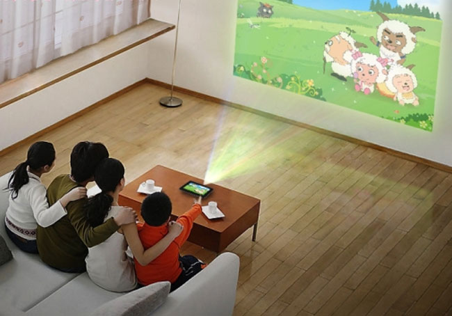SmartQ U7 Android Projector