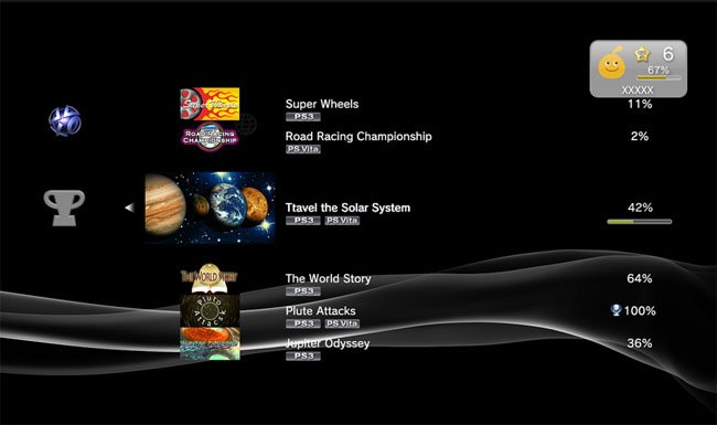 Sony PS3 Update