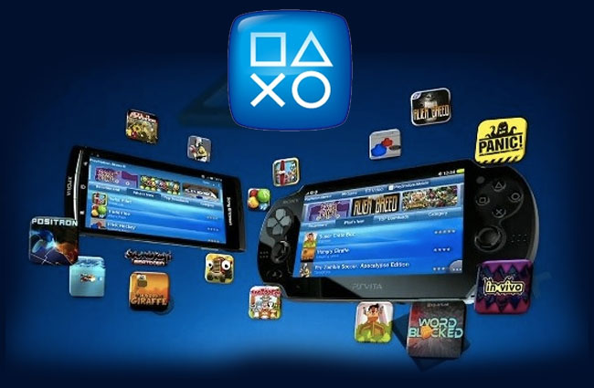 Sony PlayStation Mobile Store