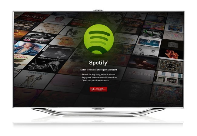 Spotify Samsung