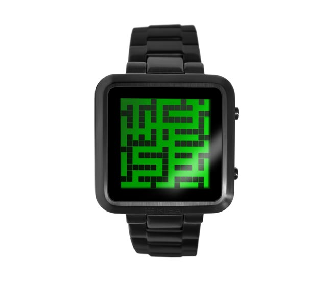 Tokyoflash Kisai Maze Watch