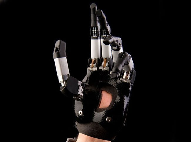 Touch Bionics Prosthetic Fingers
