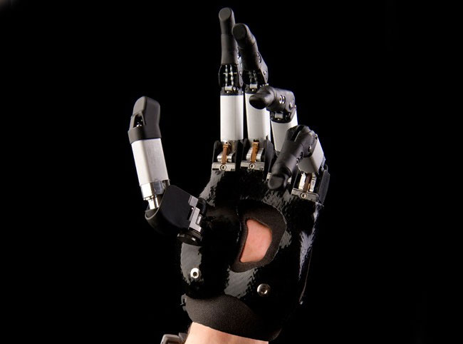 Touch Bionics Prosthetic Fingers