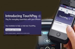 Natwest, RBS And Visa Partner to Create iPhone 4 TouchPay NFC Payment Device