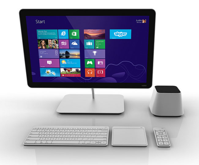 Vizio Windows 8