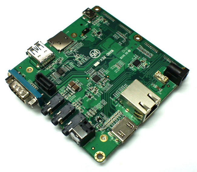 Wandboard Freescale i.MX6 $69 Developer Board