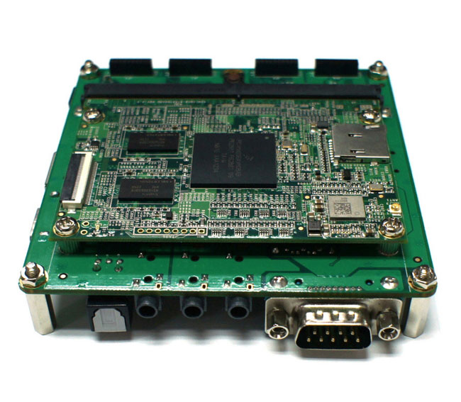 Freescale i.MX6 $69 Developer Board