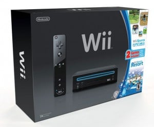 Nintendo Wii Price Drops To $129.99 With Wii Sports Resort