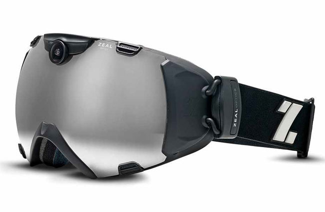 Zeal iON HD Video Camera Goggles