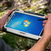 Handheld Algiz 10x Outdoor Rugged Windows Tablet PC Launches