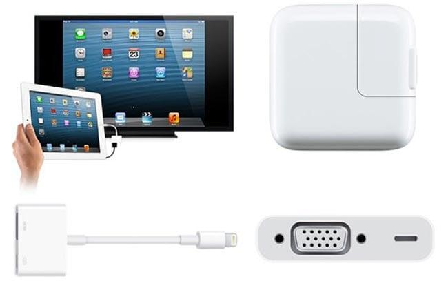 Apple Adapters