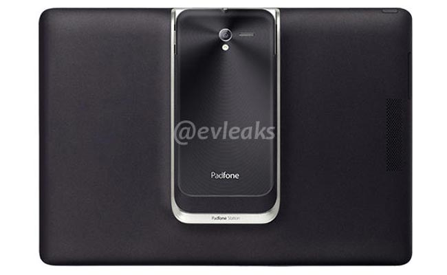 Asus Padfone 2 And Padfone 2 Dock Photo Leaked