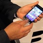 BlackBerry 10 L-Series London Smartphone Appears On Video