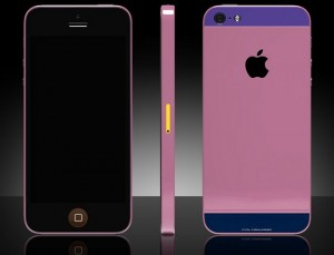 Colorware Will Colorize Your iPhone 5 for $1700