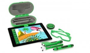 Griffin and Crayola Introduce Digitools Deluxe Pack for IPad