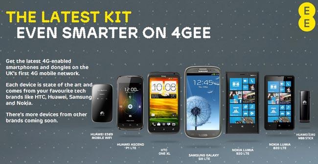 EE 4G LTE