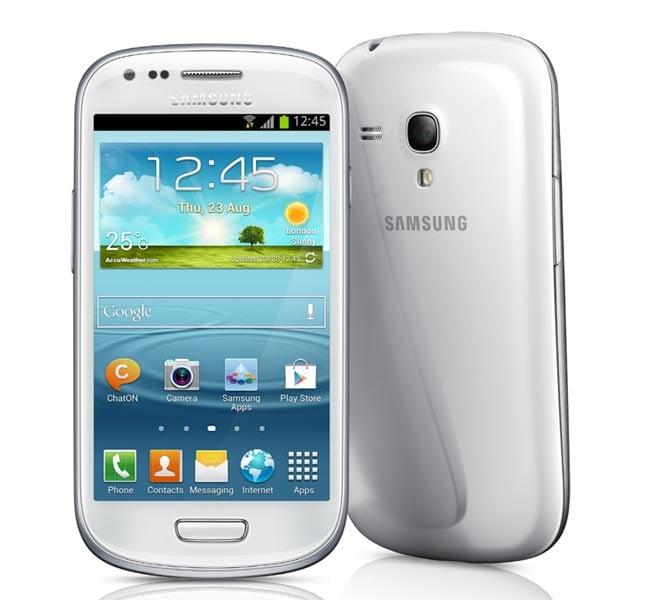SIM Free Samsung Galaxy S III Mini UK Price Revealed