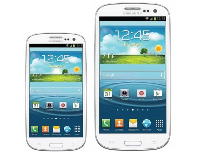 galaxy sIII vs Galaxy sIII Mini