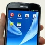 Samsung Galaxy Note II Now Available From UK Mobile Carrier Three