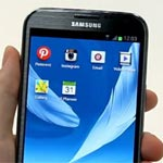 Samsung Galaxy Note II Coming To Sprint October 25th For $299