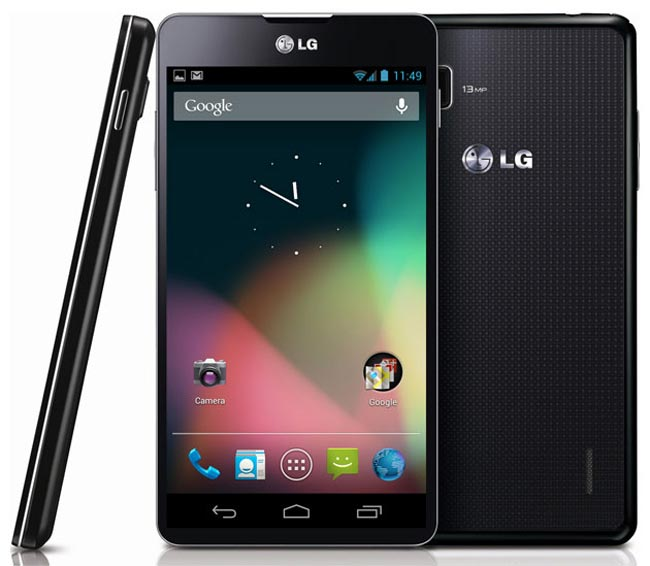 New Details about The Supposed LG Optimus G Nexus