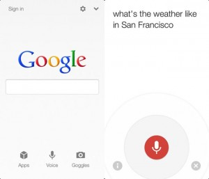 Google Voice Search Lands On Apple's iOS (Video)
