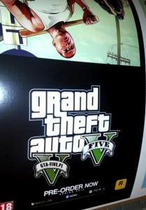 Leaked Grand Theft Auto 5 promo material points to Spring 2013 release