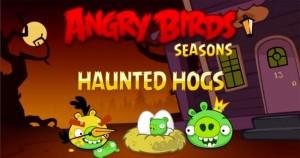 Angry Birds Seasons Gets Haunted Hogs Update (Video)