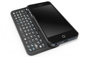 iPhone 5 Keyboard Buddy