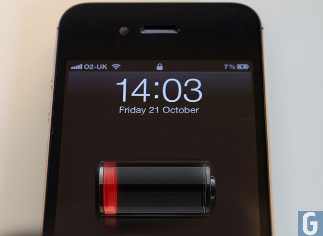 battery percentage iphone 5 iphone 4 and 4s owners reporting battery drain problems 13557