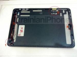iPad Mini Parts Leaked (Rumor)