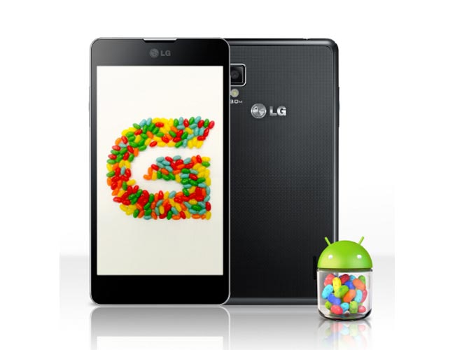 LG Android Jelly Bean