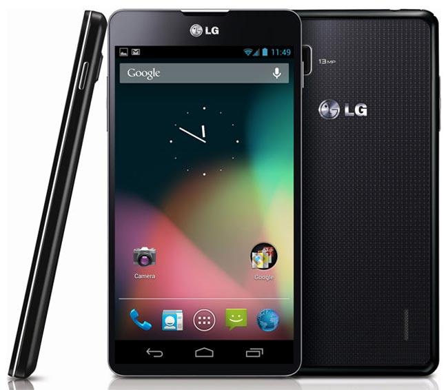 LG Optimus G nexus