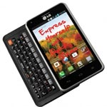 LG Mach QWERTY Android Smartphone Announced