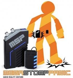 ThinkGeek unveils Mega Stomp Panic