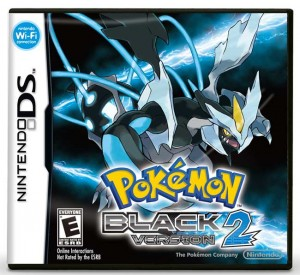Pokémon Black Version 2 and Pokémon White Version 2 hit Stores Sunday