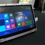 Panasonic Demos Foldable Windows 8 Ultrabook