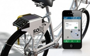 Social Bicycles partners with AT&T to keep bicycle renting safe