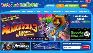 Toys R Us launches family-friendly internet movie service