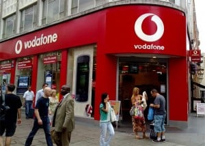 Vodafone To Launch New Mobile Wallet Payment Service In 2013