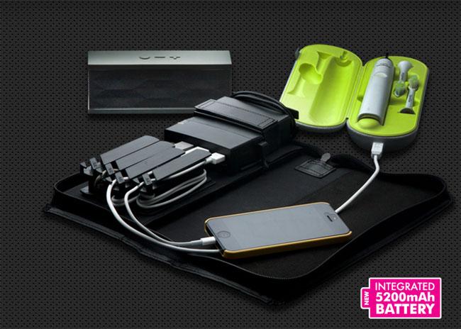 AViiQ Portable Battery Pack