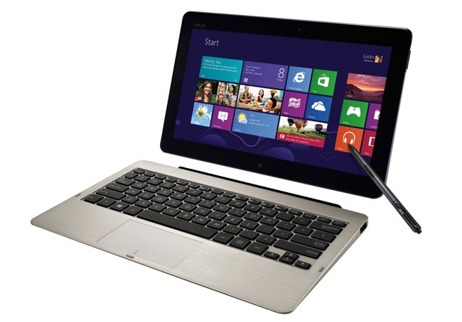 Asus Vivo Tab RT Windows 8